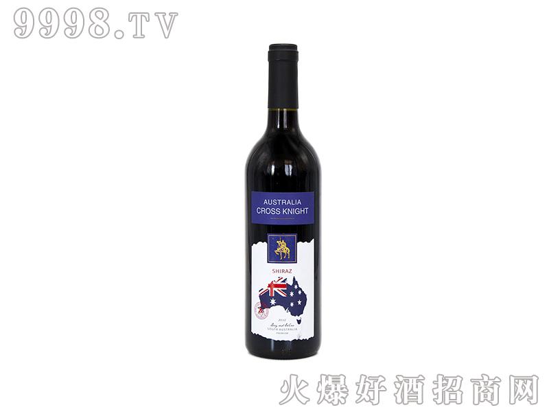 十字骑士-西拉干红葡萄酒
