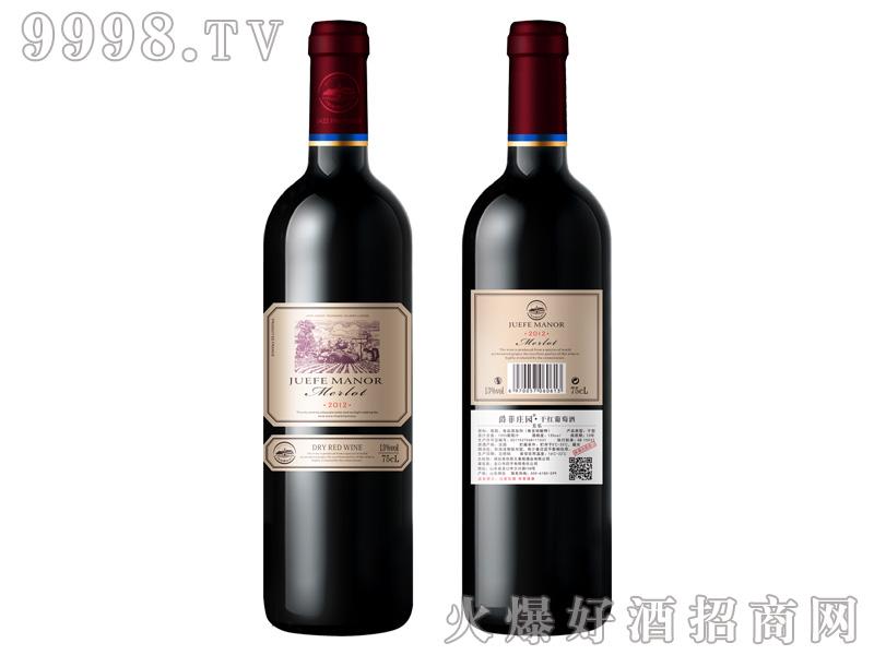 爵菲庄园美乐干红葡萄酒-红酒招商信息