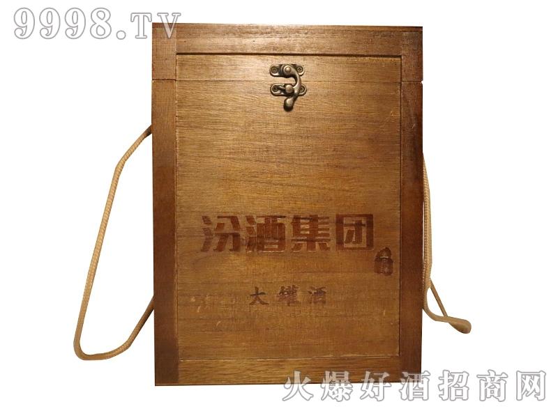 汾酒集团大罐酒木箱装