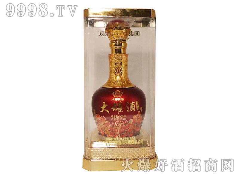 汾酒集团大罐酒菊花