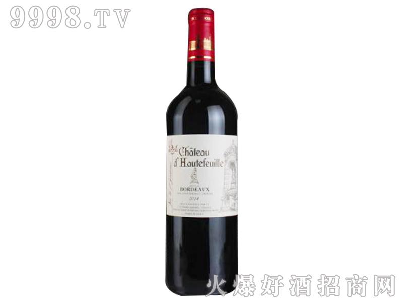 杜特庄酒堡干红葡萄酒