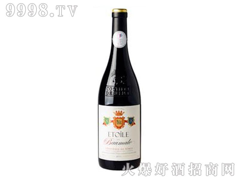 法国宝马之星干红葡萄酒