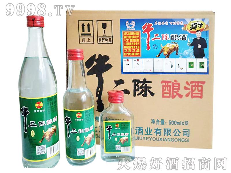 牛二陈酿酒箱装系列