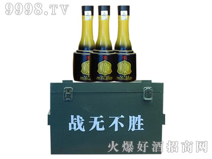 战无不胜原浆酒500ml