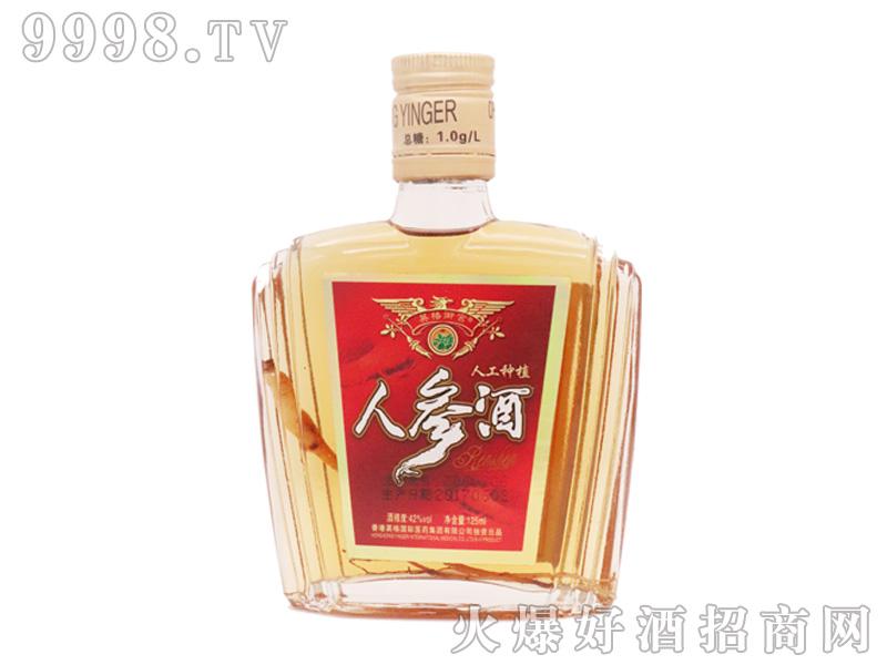 英格御宫-人参酒125ml