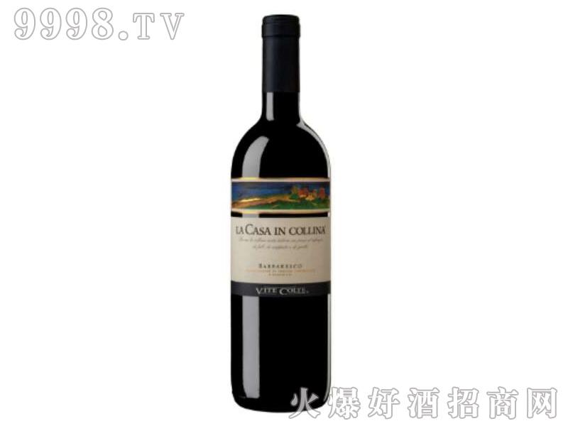 山谷城堡巴巴莱斯特干红葡萄酒