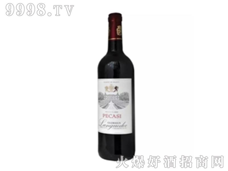 法国佩威斯荣耀干红葡萄酒