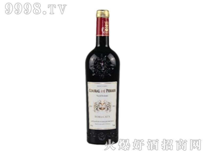 法国佩雷斯干红葡萄酒