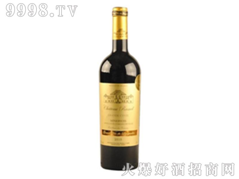 法国嘉文庄园米内瓦干红葡萄酒14度
