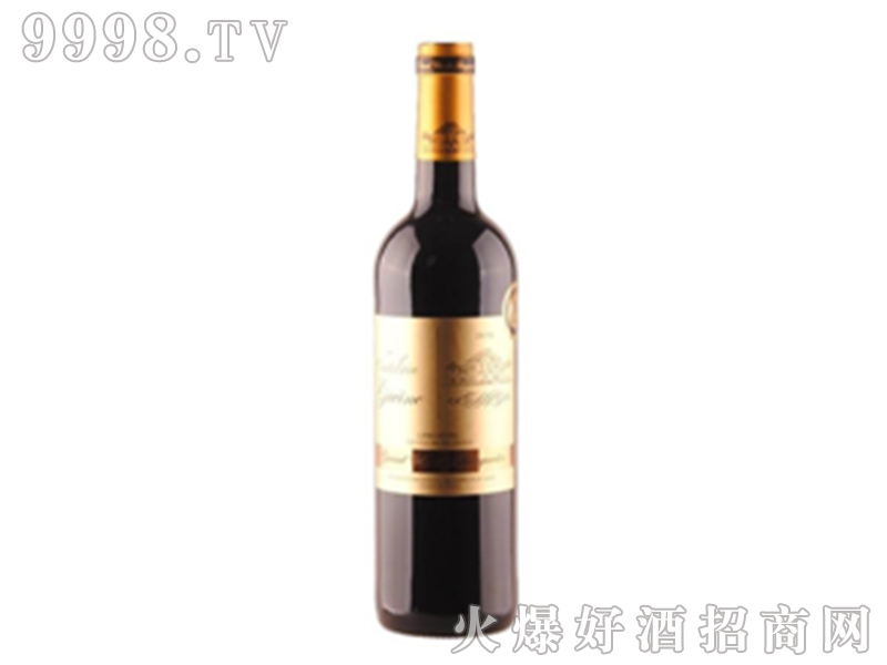 法国嘉文庄园朗格多克干红葡萄酒