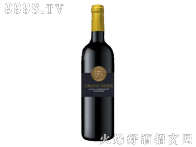法国采斯普林-美乐干红葡萄酒