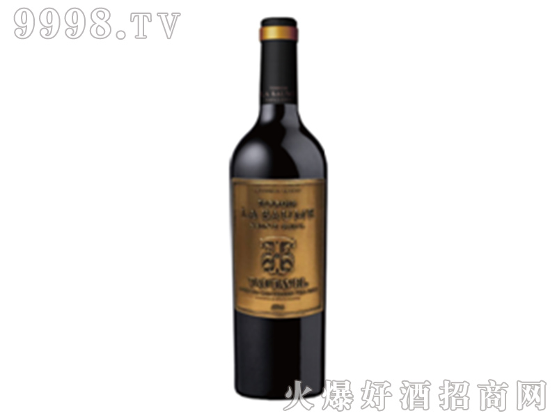 法国波美度鲁西荣村庄干红葡萄酒
