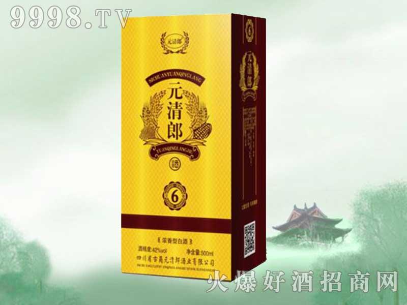 元清郎复兴6年礼盒