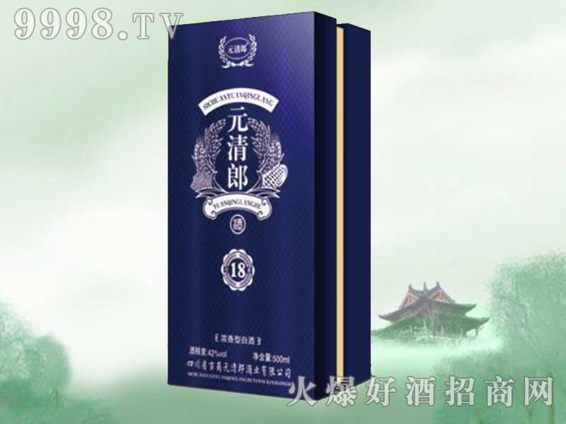 元清郎复兴18年礼盒