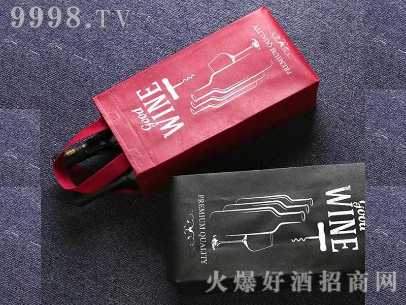 石家庄千色包装红酒手提袋-机械包装信息