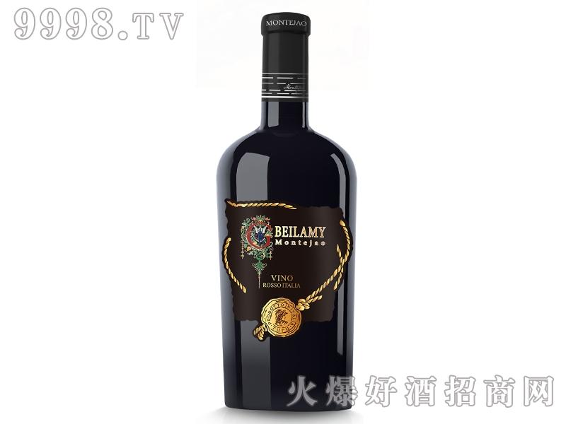 意大利贝拉米干红葡萄酒