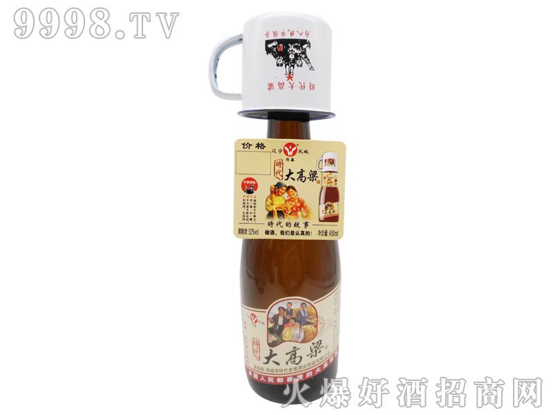 凤城时代大高粱酒52度产品