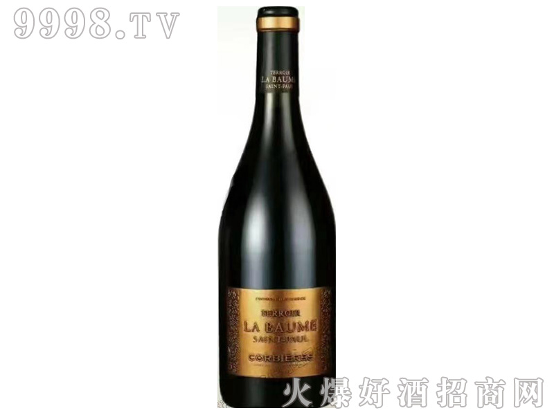 博美度科比艾干红葡萄酒