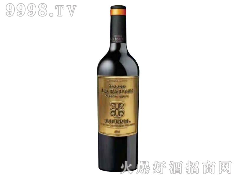 波美度鲁西荣干红葡萄酒2013