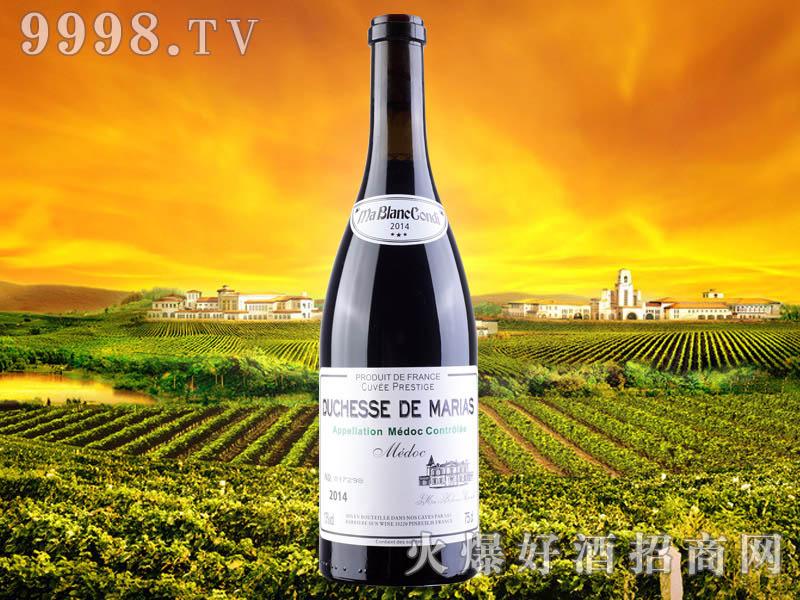 法国樽林世家・公爵夫人干红葡萄酒