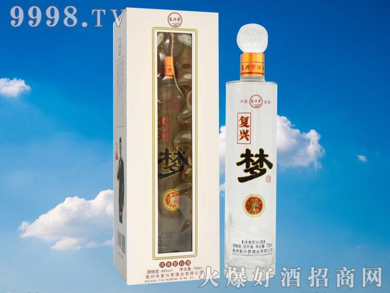 复兴梦酒46度-白酒招商信息