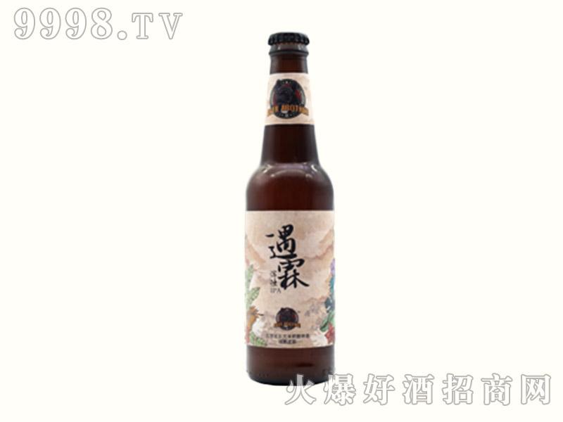 遇霖浑浊IPA啤酒