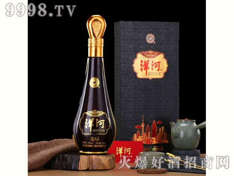 洋河节节高酒墨竹