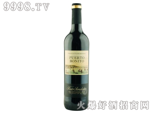 西班牙普兰朵半甜红葡萄酒
