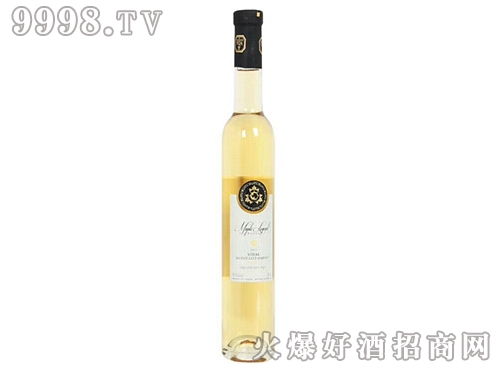 加拿大枫叶传奇精选晚收白葡萄酒