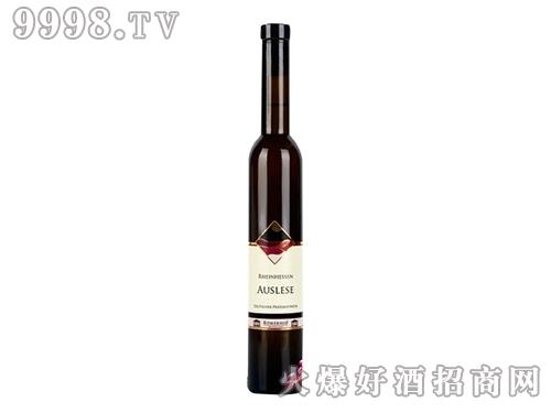 德国罗曼霍夫逐串精选白葡萄酒