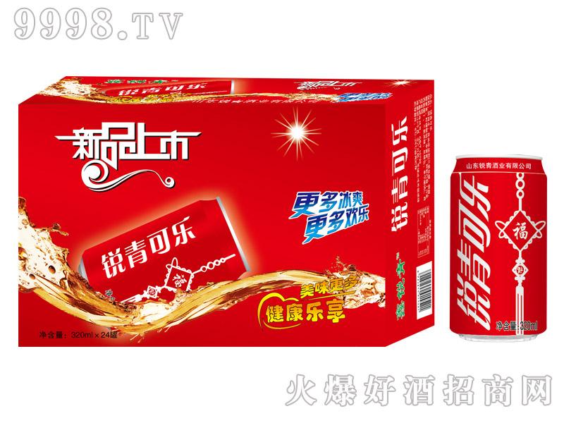320ml×24罐锐青可乐