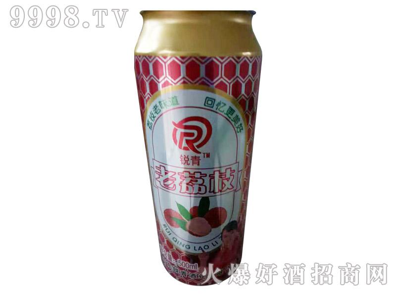 500ml锐青荔枝味碳酸饮料