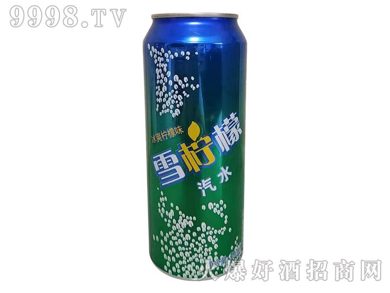 500ml×24罐雪柠檬汽水