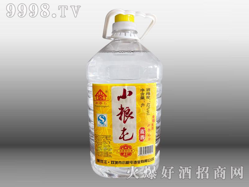 小粮屯酒麦香4L