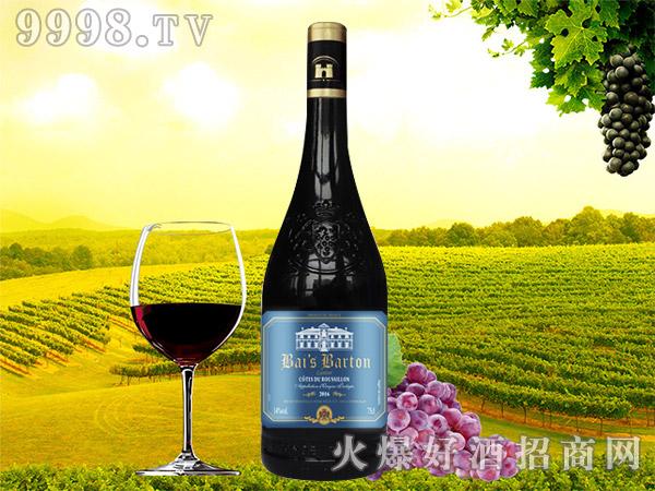 柏斯巴顿兰图干红葡萄酒