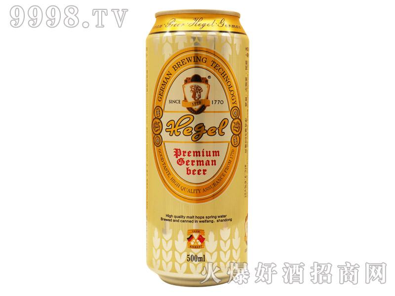 黑格尔啤酒500ML×12罐