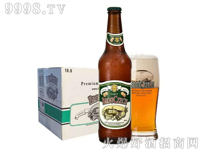 布鲁杰克拉格啤酒500ml黄啤系列