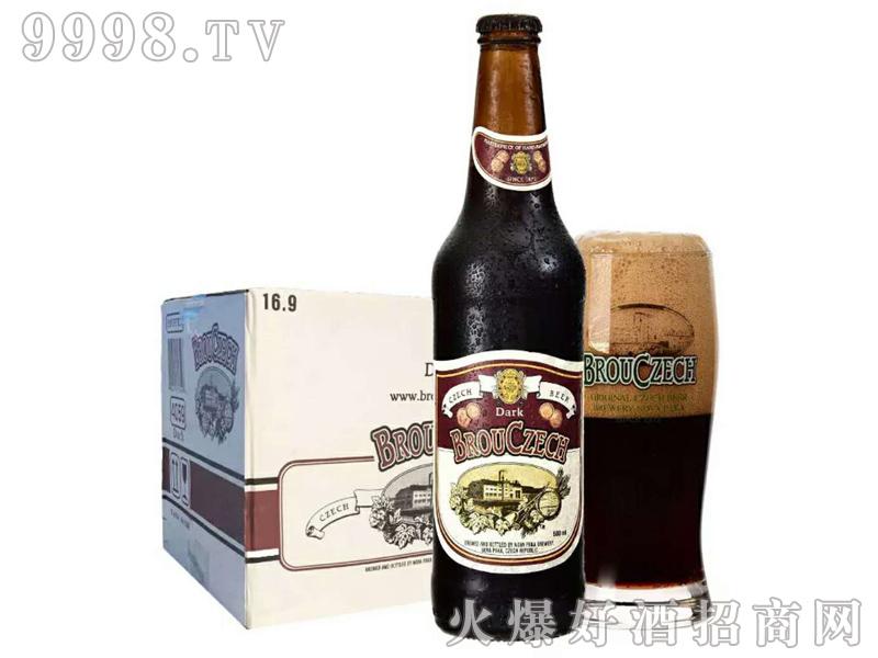 布鲁杰克黑啤酒500m系列