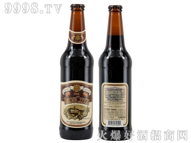 布鲁杰克黑啤酒500ml