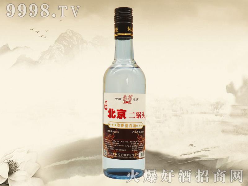 龙迎北京二锅头酒42度(蓝瓶)