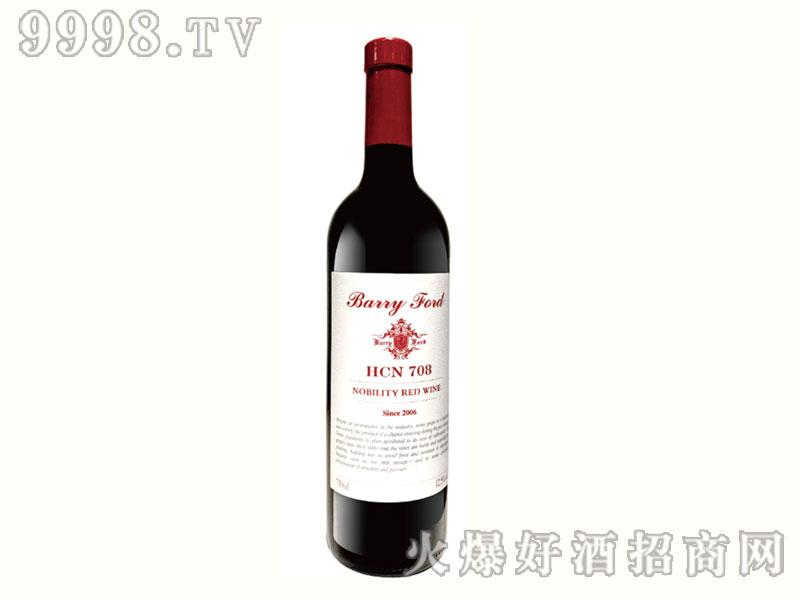 奔富HCN708干红葡萄酒