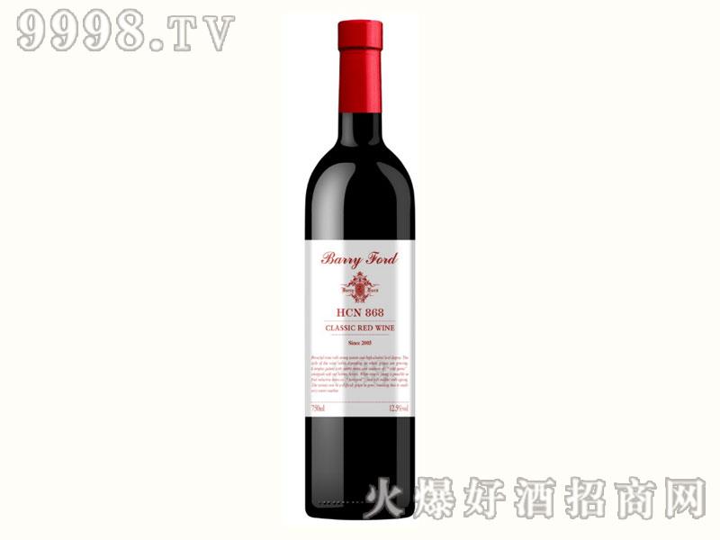 奔富HCN868干红葡萄酒