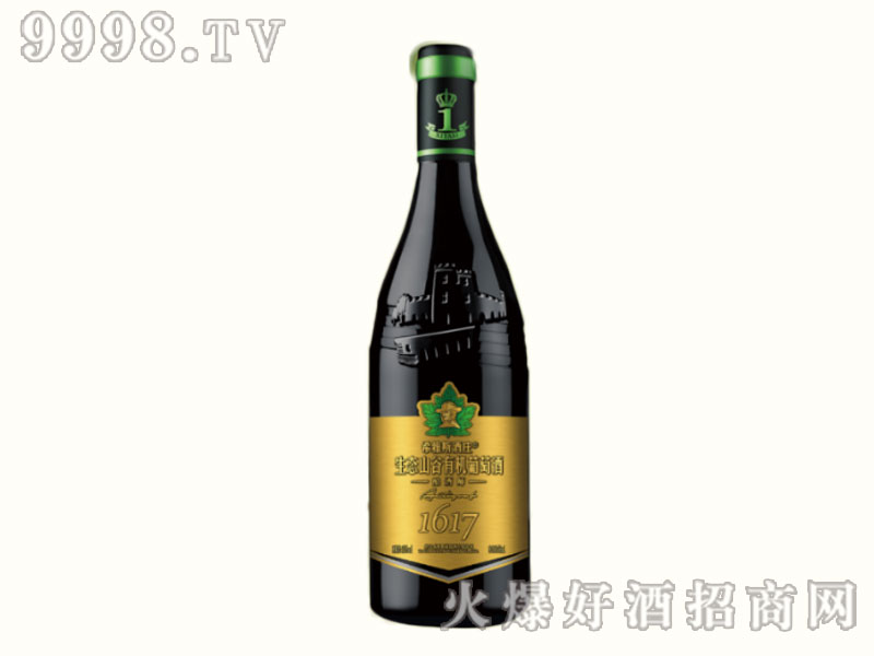 希雅斯酒庄生态山谷1617有机葡萄酒