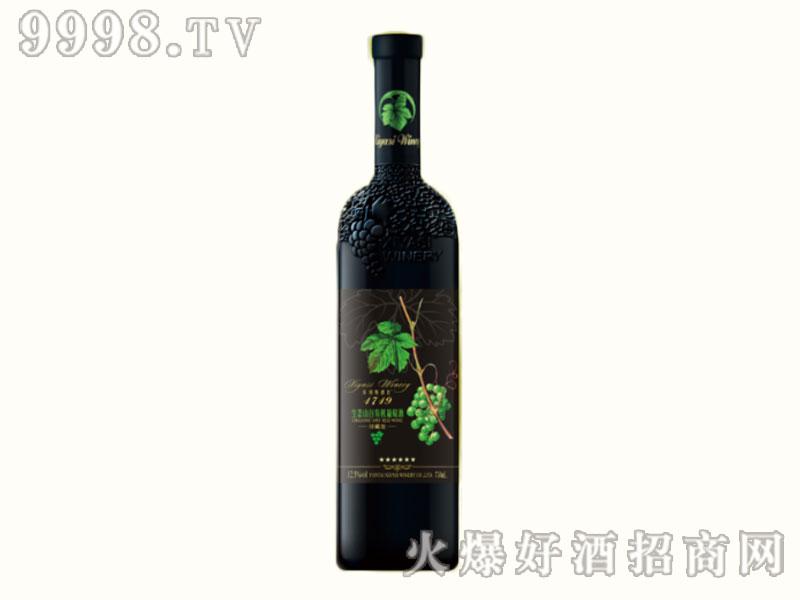 希雅斯酒庄生态山谷1718窖藏级干红