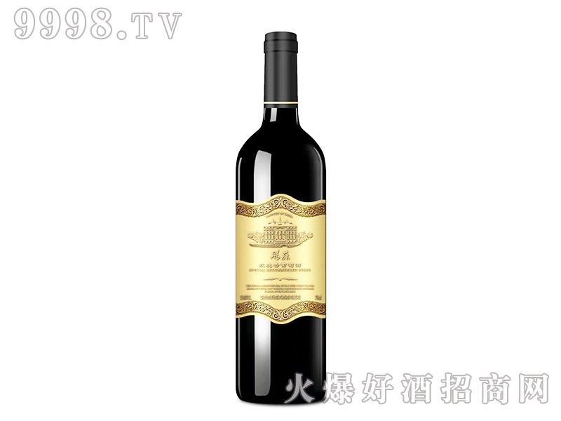 彤菲玫瑰香葡萄酒(金标)