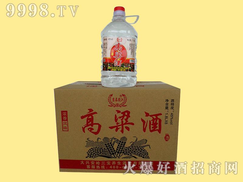 京泰龙江45度高粱酒整套