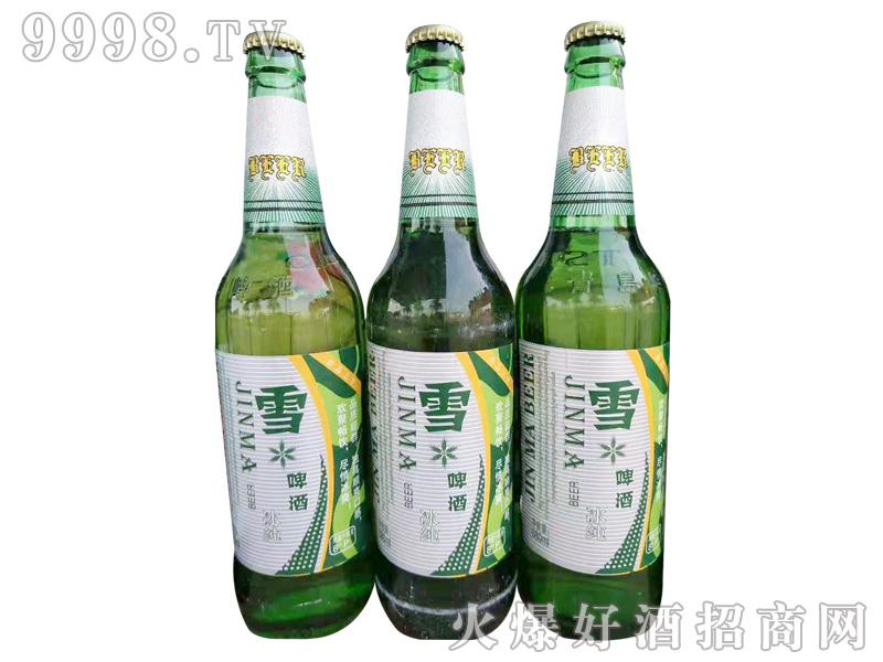 雪啤酒冰纯