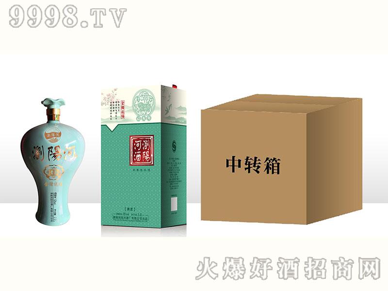 浏阳河酒-青柔