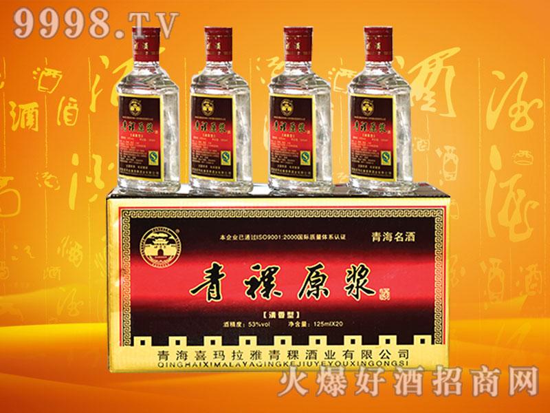 丹噶尔老酒青稞原酿125ml
