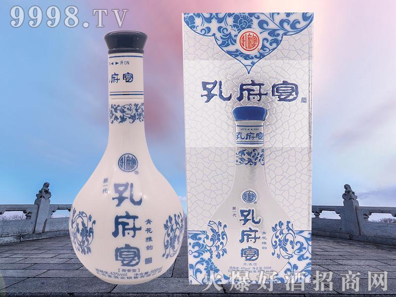 孔府宴酒-青花雅韵